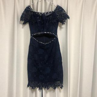 デイジーストア(dazzy store)のデイジーストアタイトドレス(ミニドレス)