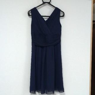 ワンピースドレス(ひざ丈ワンピース)