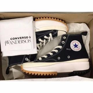 CONVERSE - converse jwanderson black run star hike