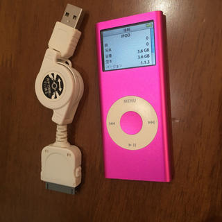 Apple - iPod nano 4GB