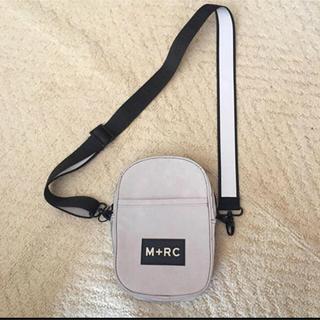 オフホワイト(OFF-WHITE)のM+RC リフレクターバッグ(ショルダーバッグ)