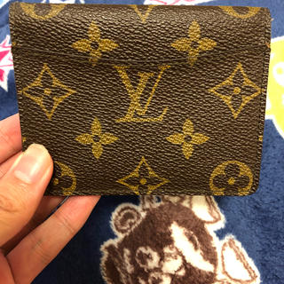 LOUIS VUITTON - louis vuitton カードケース
