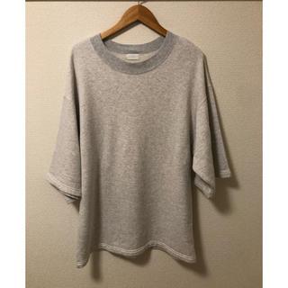 アンユーズド(UNUSED)のuru 16ss カットソー(Tシャツ/カットソー(七分/長袖))