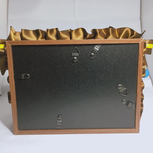 ダッフィー   写真立て ハンドメイドのインテリア/家具(インテリア雑貨)の商品写真