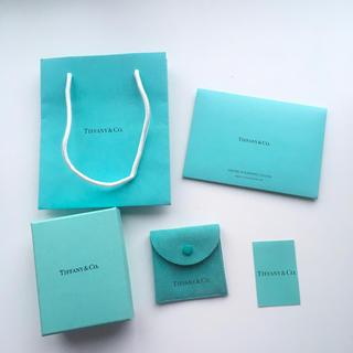 ティファニー(Tiffany & Co.)のティファニー 箱 袋 (ショップ袋)