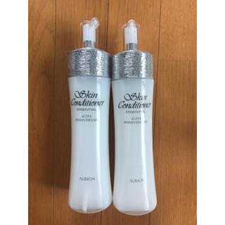 ALBION - アルビオン スキコン 330ml 限定ボトル 新品未使用 化粧水