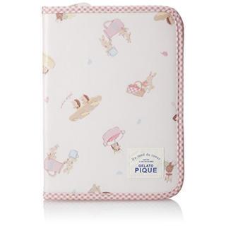 gelato pique - [ジェラート ピケ] 手帳ケース アニマルクッキング柄母子手帳ケース