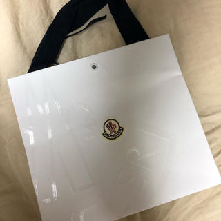 MONCLER - モンクレール袋3枚美品