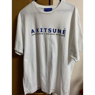 MAISON KITSUNE' - adererror maison kitsune tシャツ
