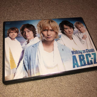 エービーシーズィー(A.B.C.-Z)のA.B.C-Z Walking on Clouds(アイドルグッズ)