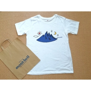 mont bell - モンベル 半袖 Tシャツ S