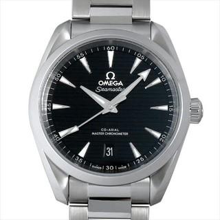 OMEGA - オメガ シーマスター アクアテラ 150m コーアクシャル 新品 メンズ 腕時計