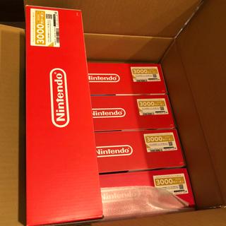 ニンテンドースイッチ(Nintendo Switch)のswitch 5台 クーポン付(携帯用ゲーム本体)