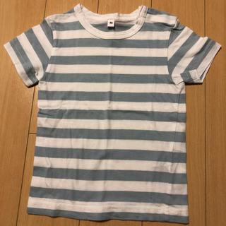 ムジルシリョウヒン(MUJI (無印良品))の無印良品☆ボーダー Tシャツ(Tシャツ/カットソー)