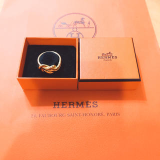 Hermes - HERMES スカーフリング