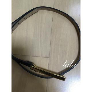 ドゥーズィエムクラス(DEUXIEME CLASSE)のDeuxieme Classe B-Low The Belt ベルト(ベルト)