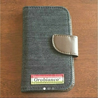 オロビアンコ(Orobianco)の新品未使用  オロビアンコ スマホケース(iPhoneケース)