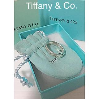 Tiffany & Co. - ★*゜Tiffany & Co.sv925/◉ナローリング16号✨