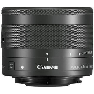 Canon - EF-M28mm f3.5 マクロis stm