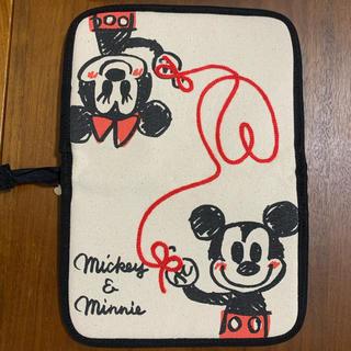 Disney - 【美品】Disny ミッキー&ミニー 母子手帳ケース