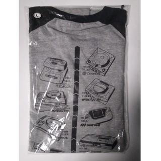 セガ(SEGA)の新品 セガハードコレクション Tシャツ冬季限定ver Lサイズ(Tシャツ/カットソー(七分/長袖))