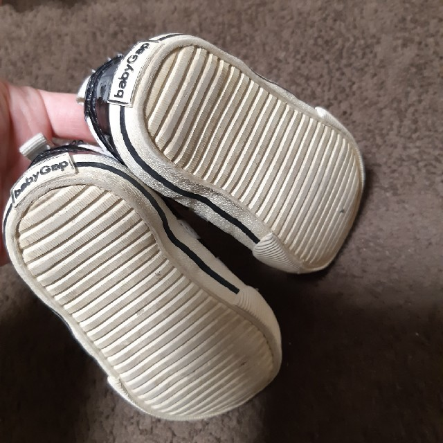 babyGAP(ベビーギャップ)のBaby Gap スニーカー 11.5 キッズ/ベビー/マタニティのベビー靴/シューズ(~14cm)(スニーカー)の商品写真