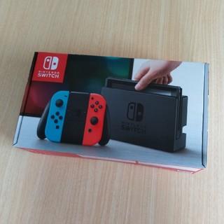 Nintendo Switch - Nintendo Switch  ネオンブルー /  ネオンレッド