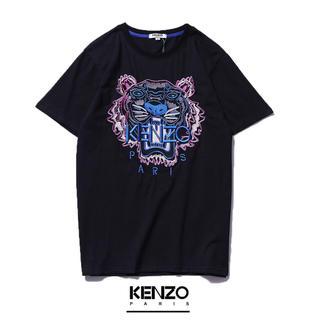 KENZO - ケンゾー 刺繍Tシャツ Mサイズ 人気