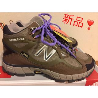 2e767daeb5842 ニューバランス(New Balance)の新品❣ ニューバランス トレッキングシューズ 登山靴 23cm WO703HOL
