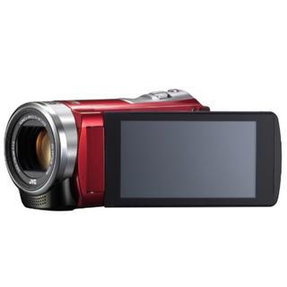 ケンウッド(KENWOOD)の【新品同様・保証有】GZ-E235-R ビデオカメラ Everio(エブリオ)(ビデオカメラ)