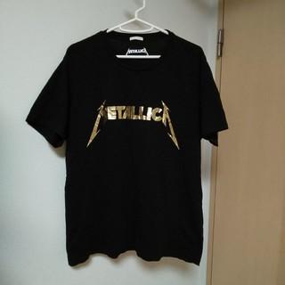 GU - 【美品です!】GU  METALLICA メタリカ コラボ   Tシャツ