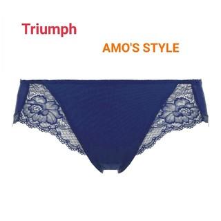 Triumph - トリンプAMO'S STYLE ヴィンテージレース ボーイズレングス Mネイビー
