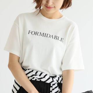 IENA - 大人気 ♡ IENA イエナ ロゴプリントTシャツ ホワイト ♡ 即購入OK
