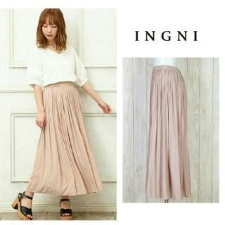 INGNI - 新作新品  INGNI  ランダムプリーツスカート