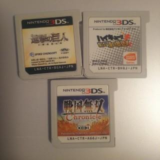 ニンテンドー3DS - 3DSソフトセット6