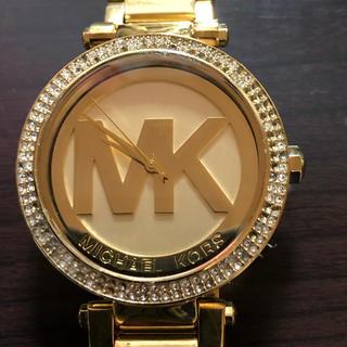 Michael Kors - Michael Kors レディース時計(ジャンク)