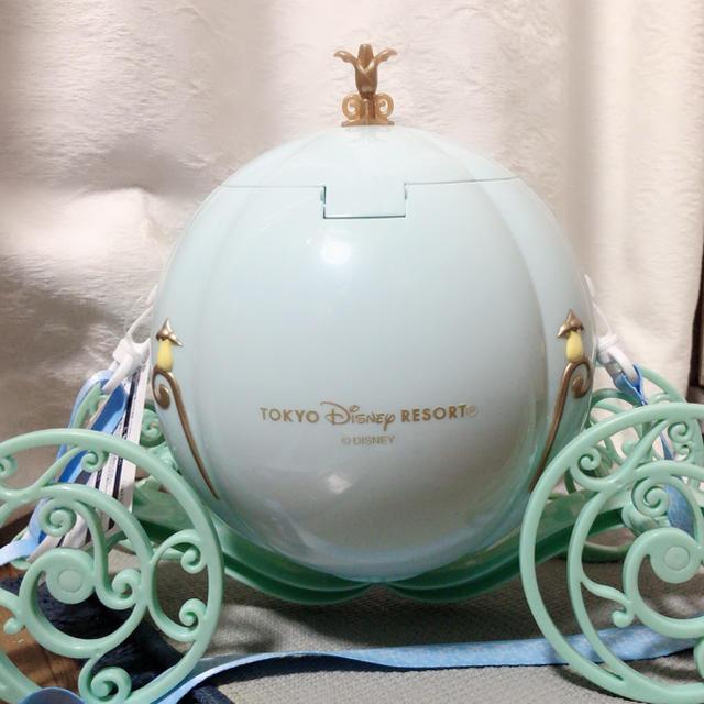 Disney(ディズニー)のhappiest-co2様専用ポップコーンバケット シンデレラ  エンタメ/ホビーのおもちゃ/ぬいぐるみ(キャラクターグッズ)の商品写真