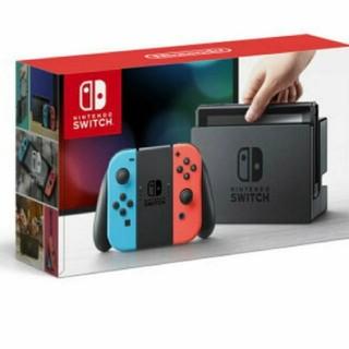 Nintendo Switch - 【新品未開封】Nintendo Switchネオンカラー