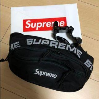 Supreme - 18ss シュプリーム ウエストバッグ