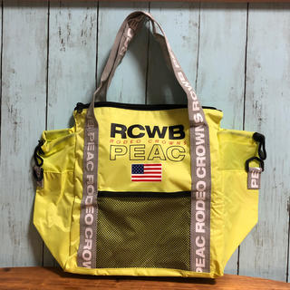 RODEO CROWNS WIDE BOWL - RCWB 2WAY バッグ