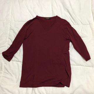 コムサメン(COMME CA MEN)のコムサメンのTシャツ(Tシャツ/カットソー(七分/長袖))