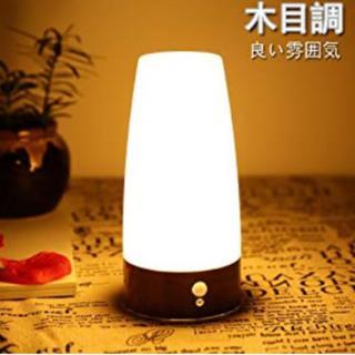 LEDライト センサーライト 人感で灯が付く!