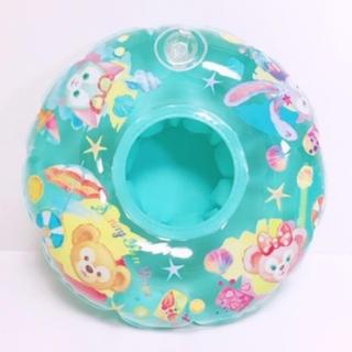 Disney - 新品未使用★ダッフィー サニーファン スーベニアコースター 浮き輪