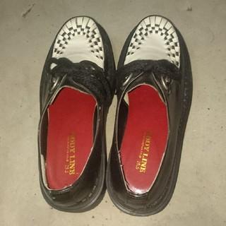 ボディライン(BODYLINE)のBODY LINE 靴(ローファー/革靴)