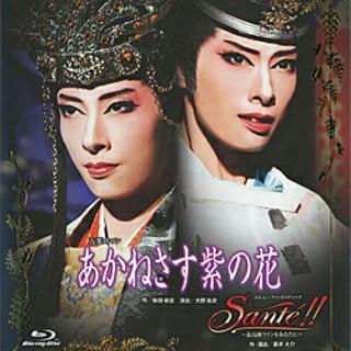 宝塚花組   あかねさす紫の花  Sante   Blu-ray
