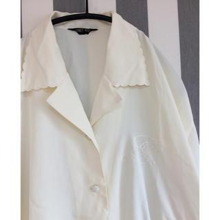 ビンテージ ポリシャツ (シャツ/ブラウス(長袖/七分))