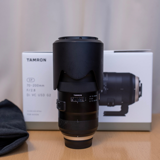 TAMRON - SP 70-200mm F/2.8 Di VC USD G2  [ニコン用]