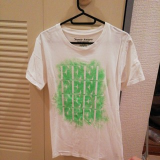 マウジー(moussy)の安室奈美恵 FEELツアー Tシャツ(Tシャツ(半袖/袖なし))