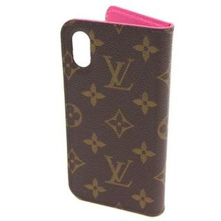 LOUIS VUITTON - 値下げ★Louis Vuitton iPhoneXS ケース★モノグラム