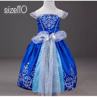 Disney - シンデレラ ドレス シンデレラコスチューム❤️サイズ110